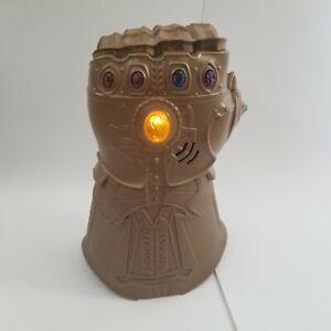Marvel Avengers Infinity War Thanos Infinity Gauntlet Electronic Fist Hasbro Kid
