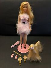 ~*VINTAGE BARBIE (1999) GLAM 'N GROOM BY MATTEL*~