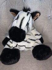 Ganz Heritage Collection Zebra Black & White Zoe H3710