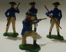 Britains Set of Four Soldiers 1971