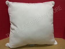 "Frontgate Outdoor Patio Zippered Sofa Throw Pillow Insert & Cover 20"" Sunbrella"