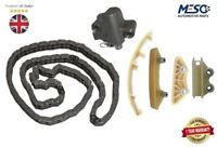 TIMING CHAIN TENSIONER GUIDES KIT FORD TRANSIT MK6 2000-2006 2.4 RWD 135 140 PS