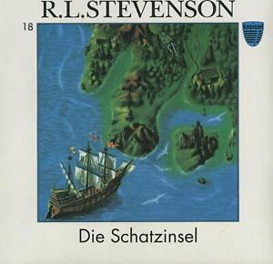 LP Kreisel 18 - Stevenson - Die Schatzinsel