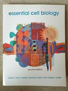 Essential Cell Biology, 2nd Edition by Alberts, Bray, Hopkin, Johnson, et al...