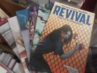Revival Vol 1 2 3 4 5 6 (2014) Image TPB Lot Tim Seeley Mike Norton