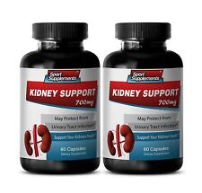 Cranberry Urinary - Kidney Support 700mg - Support Urinary Tract Health Pills 2B