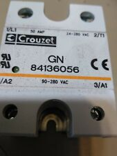 Crouzet Terminal Switch GN 84136056