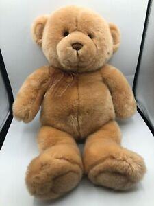Gund Cinnamon Spice Brown Teddy Bear Plush Kids Soft Stuffed Toy Animal Doll