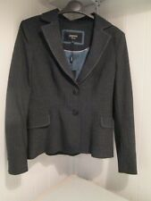 BNWT Papaya Tailoring, Smart Ladies' Suit Jacket- Grey Pinstripe, Sz 12