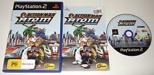 PS2 - ACTION MAN A.T.O.M. ALPHA TEENS ON MACHINES (Sony PlayStation 2) - comp.