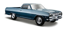 1/25 Maisto 31977 - 1965 Chevy El Camino die-cast display model car