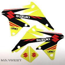 Factory Effex EVO 14 Graphics Suzuki RMZ450 RMZ 450 08 09 10 11 12 13 14 15 17