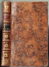 LETTRES d'une PÉRUVIENNE & D'AZA ou d'un Péruvien de Françoise de GRAFFIGNY 1755