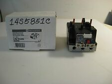 (H5) Telemecanique Starter Contactor, Integrated Overload, LR2D3353, New