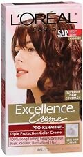 LOreal Excellence Creme - 5AR Velvet Brown (Medium Maple Brown) 1 Each