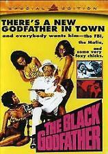 THE BLACK GODFATHER DVD