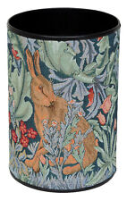 William Morris The Hare Tapestry Waste Paper Bin
