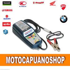 SUZUKI TECMATE OPTIMATE 6 CARICA BATTERIA + MANTENIMENTO MOTO SCOOTER AUTO ATV