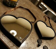 Beautiful Heart Mirrors For Wall Hanging