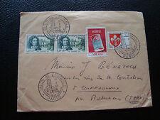 FRANCE - enveloppe 30/10/1960 (cy76) french