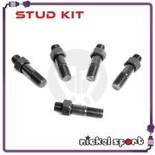 M10 x 1.25mm Turbo Stud Nut Kit 43mm For Subaru Impreza Forester TD04 TD05 TD06
