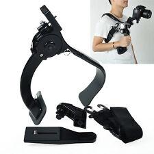 Handy Rig Steady Shoulder Mount Support For Video DV HD DSLR Camera Camcorder