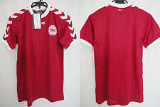 2002 Denmark Danish Dynamite DBU Jersey Shirt Home hummel FIFA World Cup M  BNWT 99c751568