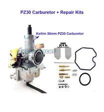 30mm Vergaser + Vergaser Reparatursätze Für 200cc 250cc Pit Dirt Bike ATV Quad