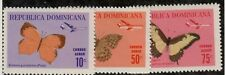 Dominican Republic,Scott#C146-C148, Mnh,Scott=$25