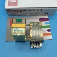 New listing 2pcs New Idec relay Ru4S-D24