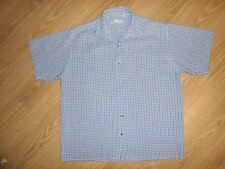 Checked Loose Fit Regular Size Casual Shirts & Tops for Men