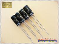 ELNA  RFS  SILMIC II  AUDIO Kondensator 1000uF 35V 18x35,5 85°C RM7,5 #WP 4 pcs