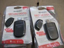 2pk Secure Digital Multi-card Reader/writer +