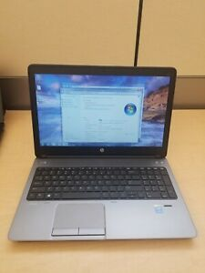 HP ProBook 650 Laptop 15.6-Inch 320GB, Intel Core i5 3rd Generation, 2.50GHz,4GB