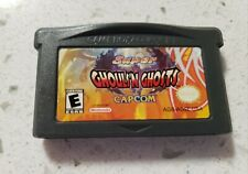 Super Ghouls 'N Ghosts (Game Boy Advance, GBA) Authentic Original