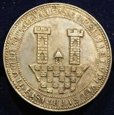 Germany 1920 Silver Medal for the 950th Anniversary of Rothenburg
