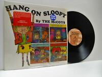THE MCCOYS hang on sloopy (180g remastered reissue) LP EX/EX, GET614, vinyl,