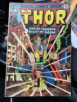 Thor  229 FN First App Of Wolverine In Ad