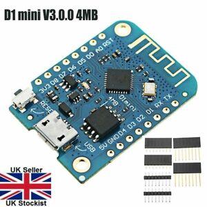 D1 Mini V3.0 4MB Wifi Internet Of Things Wemos Development Board Based ESP8266
