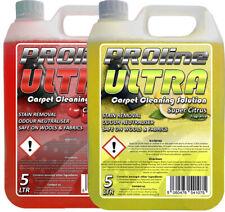 More details for carpet shampoo cleaner solution 10l cherry & citrus combo by proline