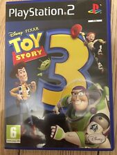 TOY STORY 3 PS2 (PLAYSTATION 2) PAL English