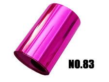 Magic Transfer Nailart Effekt Folie Hell Lila-Pink Nr. 83