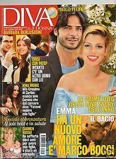 diva e donna #22 barbara berlusconi emma marrone marco bocci sharon stone moric