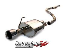 TANABE 1996-2000 HONDA CIVIC EX SI MEDALION TOURING 60MM CATBACK EXHAUST SYSTEM