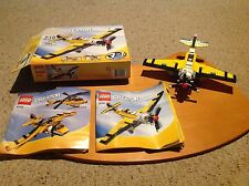 Used, Not Complete Lego Creator 3 in One 6745, Propeller Power