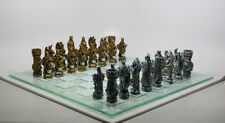KING ARTHUR FANTASY CHESS SET