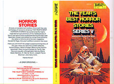 Michael Whelan Promo cover YEAR'S BEST HORROR STORIES 5