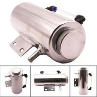 0.5L Alloy Aluminum Overflow Coolant Tank Reservoir Cooling Radiator Water Catch
