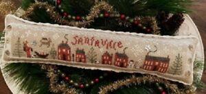 Santaville - Cinnamon Stick Santa XXVIII - Homespun Elegance New