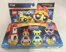 Lego Dimensions Team Pack The Power Puff Girls 71346 Pronta Consegna